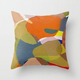 Jar Fragment 1 Throw Pillow