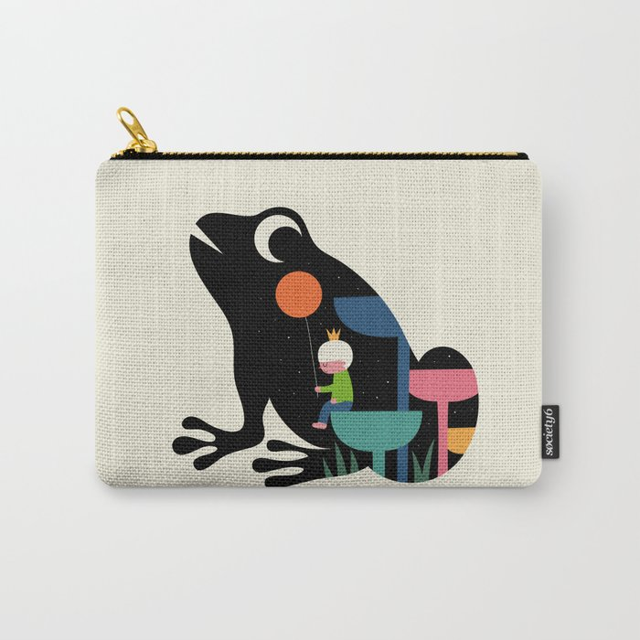Who Am I Carry-All Pouch