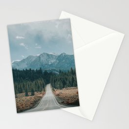 June Lake Loop Stationery Cards