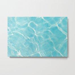Pool Dream #5 #water #decor #art #society6 Metal Print