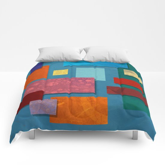 Abstract #324 Comforters