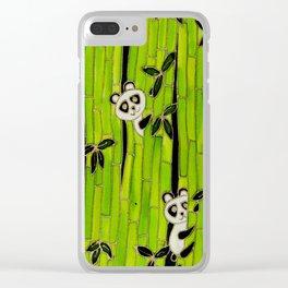 Pick-a-Boo Clear iPhone Case