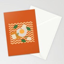 Instant Ramen Stationery Cards