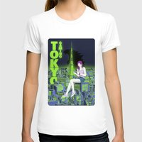 gaming T-shirts featuring Tokyo Gaming by monocefalus