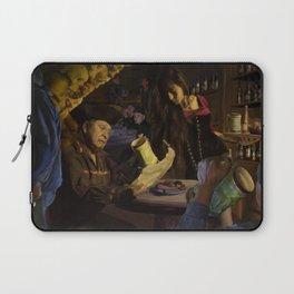 Pirate Cavern Laptop Sleeve