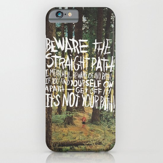 JAMES VICTORE iPhone & iPod Case