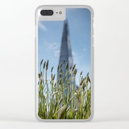 The Shard Grows Clear iPhone Case