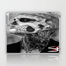 Zombie Boy Laptop & iPad Skin