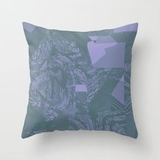 New Sacred 36 (2014) Throw Pillow