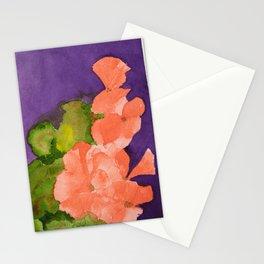 Geranium Falls Stationery Cards