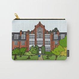 Cambridge Struggles: Newnham College Carry-All Pouch