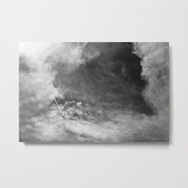 Desert Skies X Metal Print