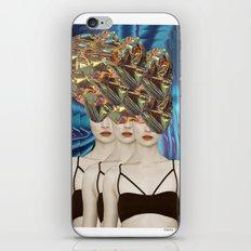 Threesome iPhone & iPod Skin