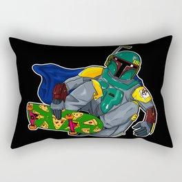 boba fett skaters Rectangular Pillow