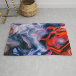 Up In Flames Rug