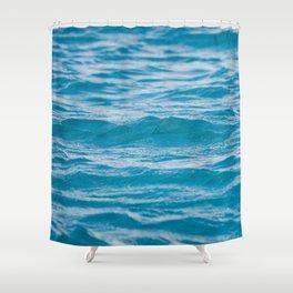 OH, OCEAN Shower Curtain
