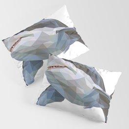 Attack Shirt | Cute Great White Shark Gift Tees Pillow Sham