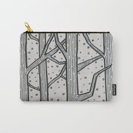Winter up north Carry-All Pouch