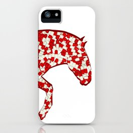 year of the horse: part 3 iPhone Case