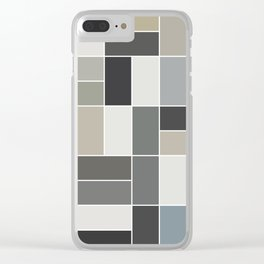 GREAT WALL Clear iPhone Case