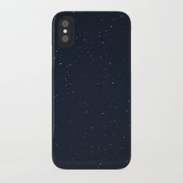 filling the darkness iPhone Case
