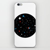 universe iPhone & iPod Skins featuring Universe by Terry Mack