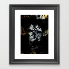 The Sandman Framed Art Print