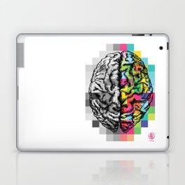 PixelBrain Laptop & iPad Skin