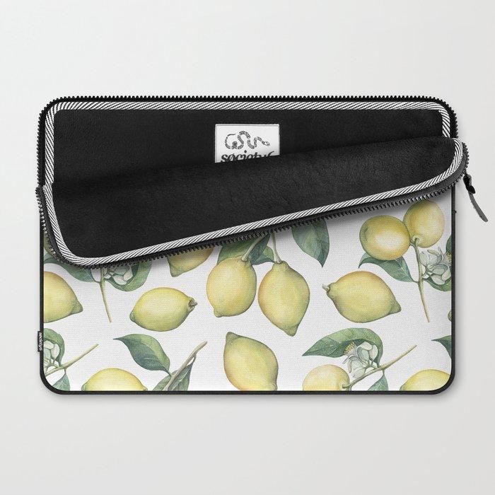 Lemon Fresh Laptop Sleeve