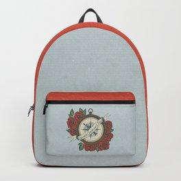 Deja Que Tu Corazón Sea Tu Brújula (Let Your Heart Be Your Compass Spanish) Backpack
