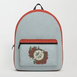 Deja Que Tu Corazon Sea Tu Brujula (Let Your Heart Be Your Compass Spanish) Backpack