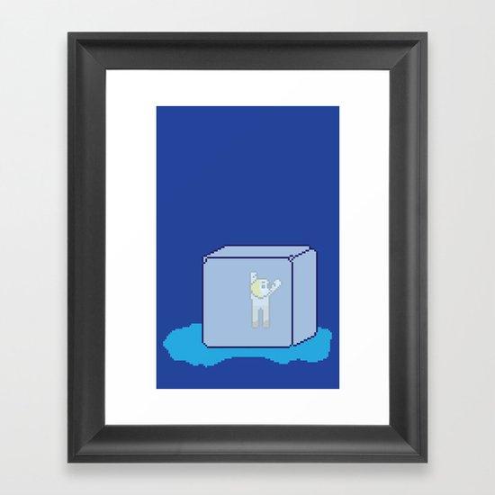 Pixtanic Framed Art Print