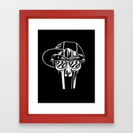 Chillin Villain Framed Art Print