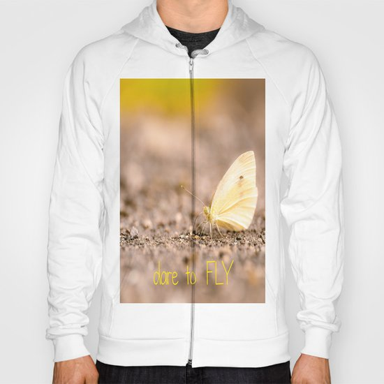 Dare to Fly Hoody