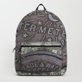 New Orleans Watermeter in Color Backpack