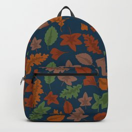 Autumn leaves #5 Backpack