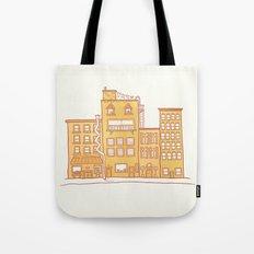 Anywhere, Anywhere Tote Bag