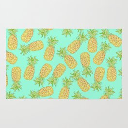 Pineapple of My Eye  Rug