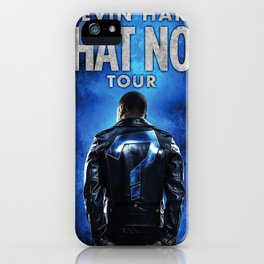 KEVIN HART WHAT NOW TOUR DATES 2019 JARJIT iPhone Case