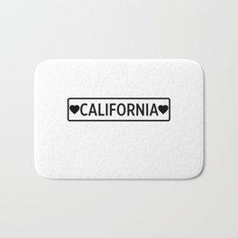 Love California Bath Mat