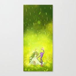 Thumbelina! Canvas Print
