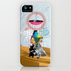 Desert Of Knowledge iPhone (5, 5s) Slim Case
