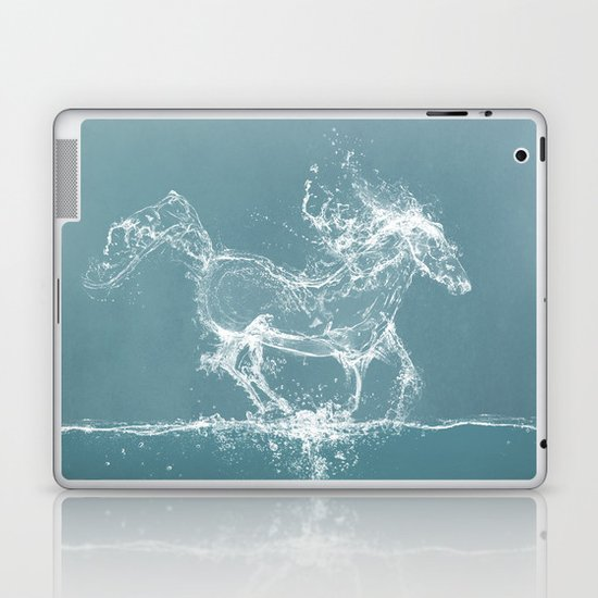 The Water Horse Laptop & iPad Skin