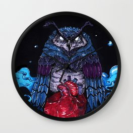 Nameless Promise Wall Clock