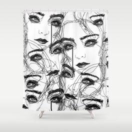 oooooo Shower Curtain