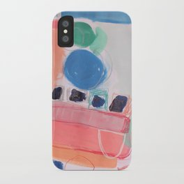Summer Marnie iPhone Case
