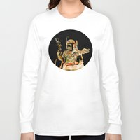 boba Long Sleeve T-shirts featuring Boba by Robotic Ewe