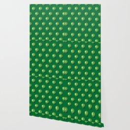 Green Apple_B Wallpaper