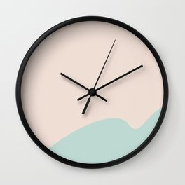 Abstract modern art Wall Clock