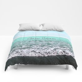 OCEAN DREAM VI Comforters